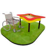 Площадки для детей с ограниченными возможностями