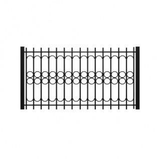 СЗ-6 Сварной забор