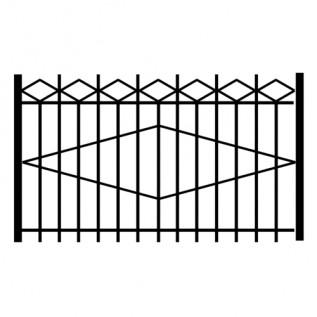 СЗ-12 Сварной забор
