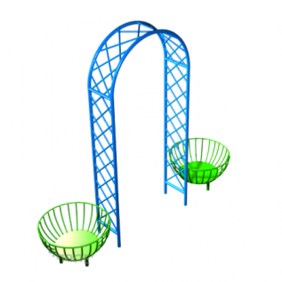 ВА-6  Входная арка