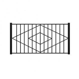 СЗ-16 Сварной забор