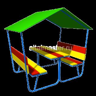 СН-4  Стол с навесом
